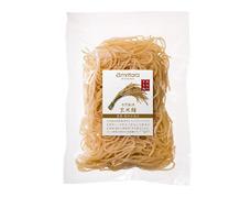 自然栽培 玄米麺