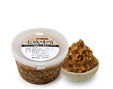 冨田親由さんの七城味噌