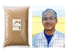 熊本 自然栽培 原誠一さんのお米