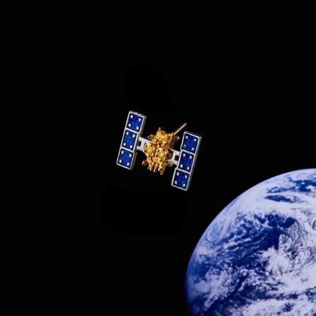 《小惑星探査機 はやぶさ2》ラペルピン